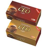 靈芝CEO咖啡